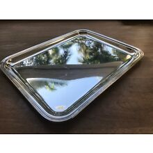 Vintage Christofle Rectangular Silverplate Serving Tray  14