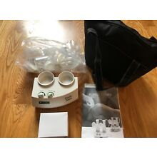 NEW IN BOX Ameda Purely Yours Double Electric Breast Pump