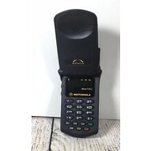 Motorola Startac Flip Phone Vintage Sprint Without Charger Fast Shipping