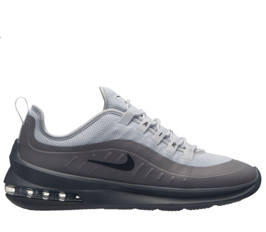 35724e8416d31 Details about New Men s Nike Air Max Axis Shoes (AA2146-007) Pure Platinum   Black-Dark Grey