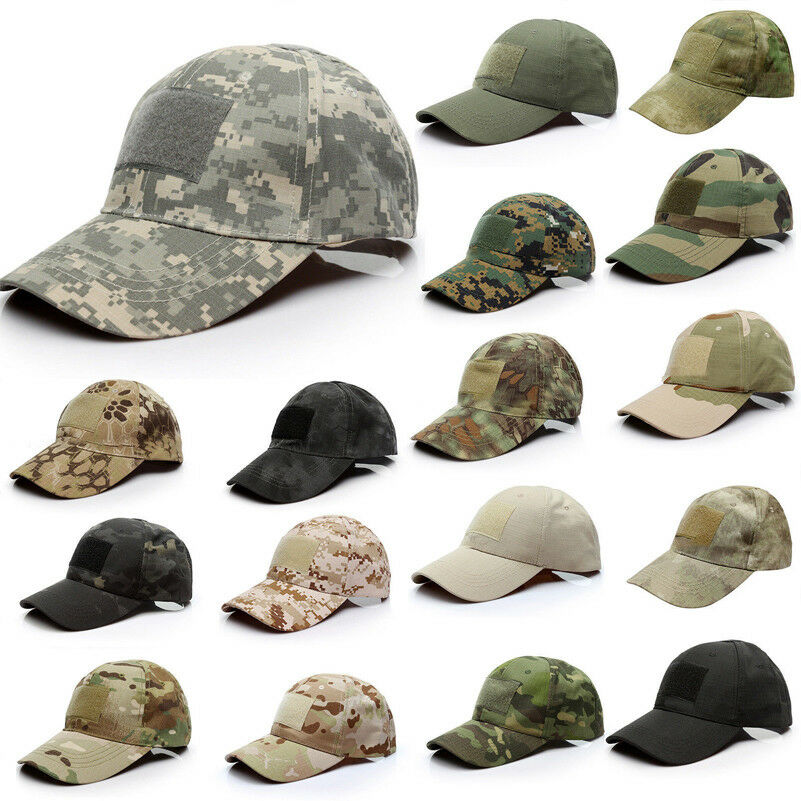 b0e9b7d172e Details about Men Tactical Operator Baseball Hat Military Army Special  Forces Airsoft Cap CHZ