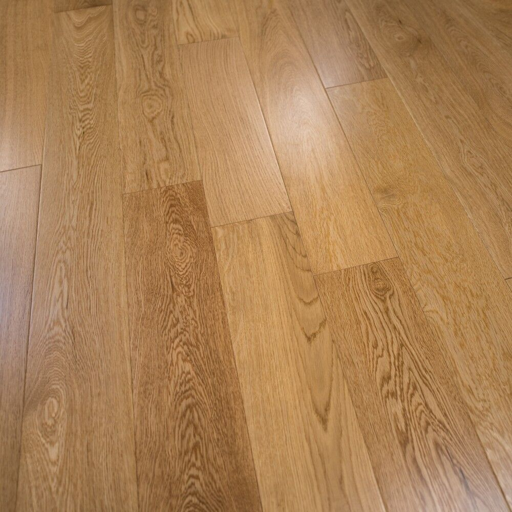 Details About White Oak Wood Flooring Prefinished Engineered 4mm 5 X 8 Sample