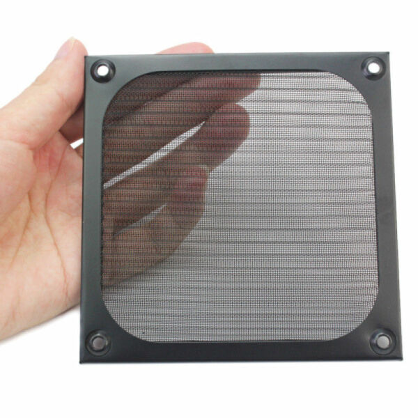 120mm PC Computer Fan Cooling Dustproof Dust Filter Case Grill Guard Protector