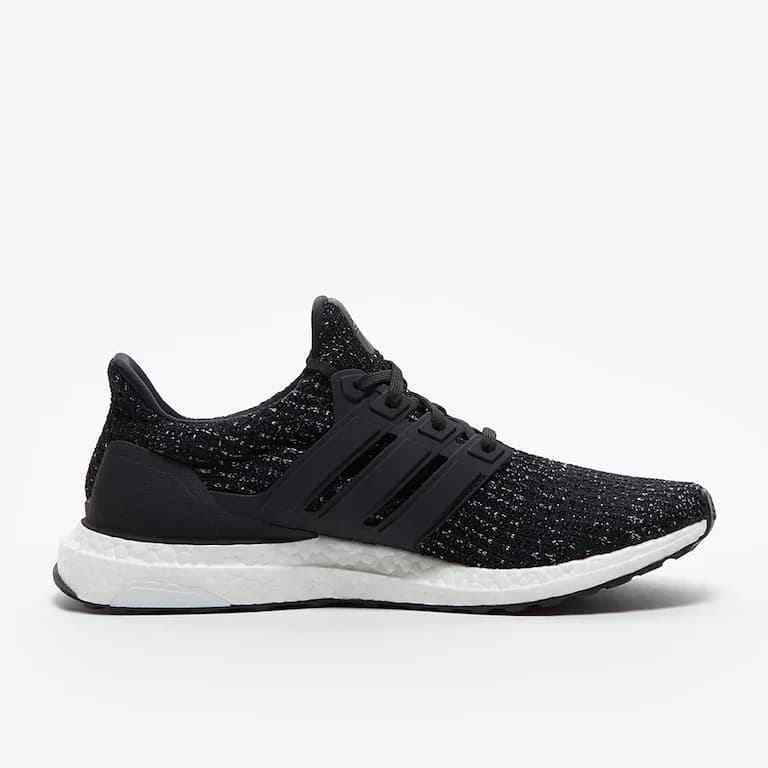 size 40 6b834 d01a5 Details about NEW Adidas Ultra Boost 4.0 F36153 Black White Ultraboost  F36153 Running Shoes