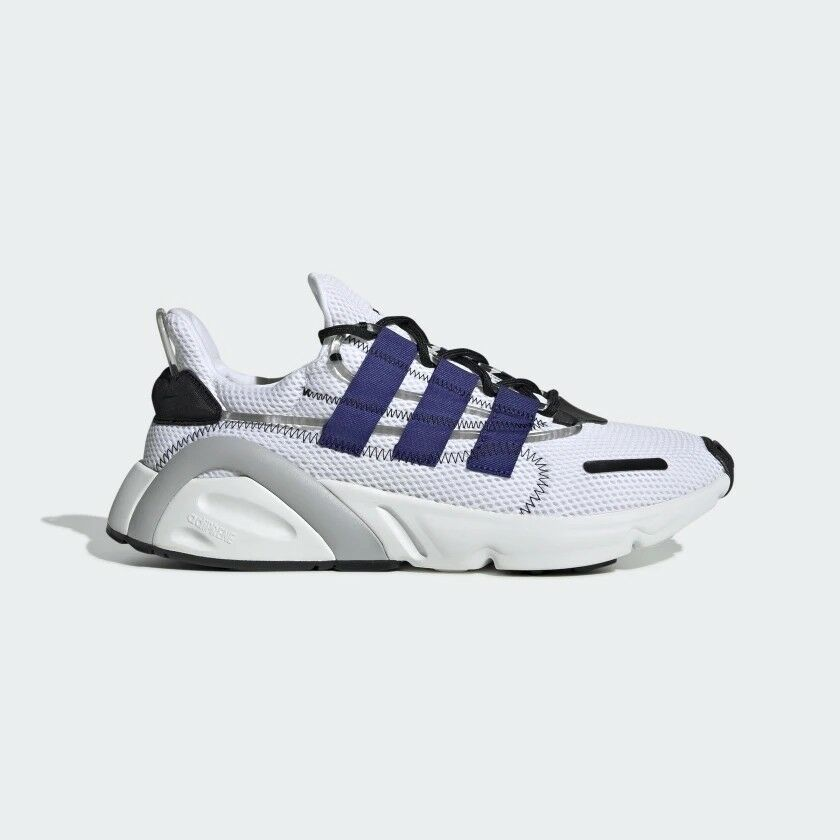 quality design e5b1a 43352 Details about Adidas Originals LXCON White Blue Black Men Lifestyle New  running classic DB3528