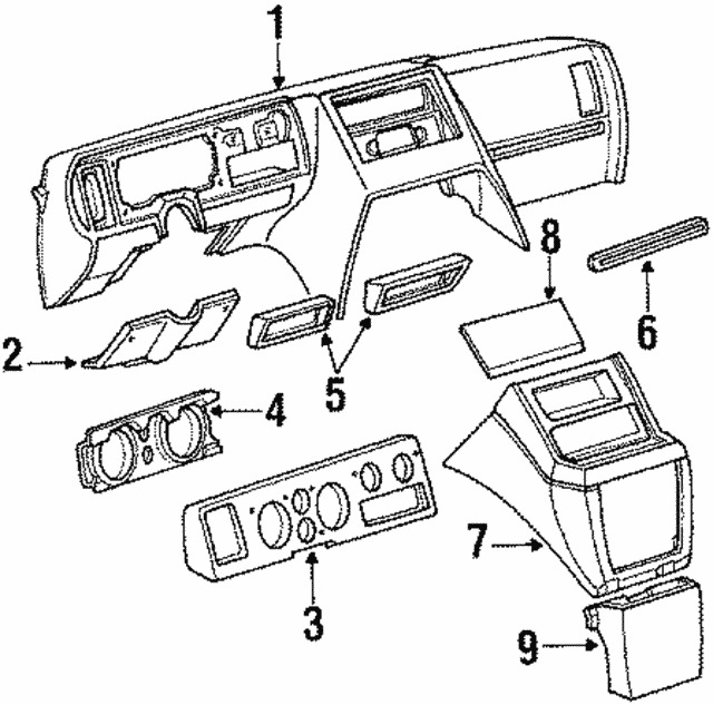 1990 Chevy G20 Van Wiring Diagrams