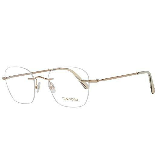 223c3d6eca8 Details about Eyeglasses Tom Ford 5341 FT5341 028 Shiny Rose Gold New 100%  Authentic 49-20-150