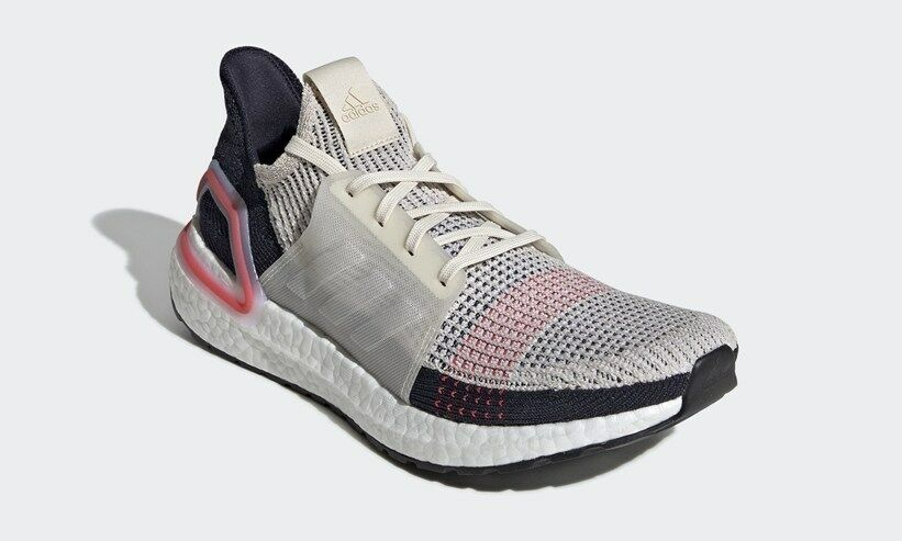 d4a56487aff3ae Details about Adidas Running Ultra Boost 19 Chalk Brown Ultraboost Gym Men  Shoes Panda B37705
