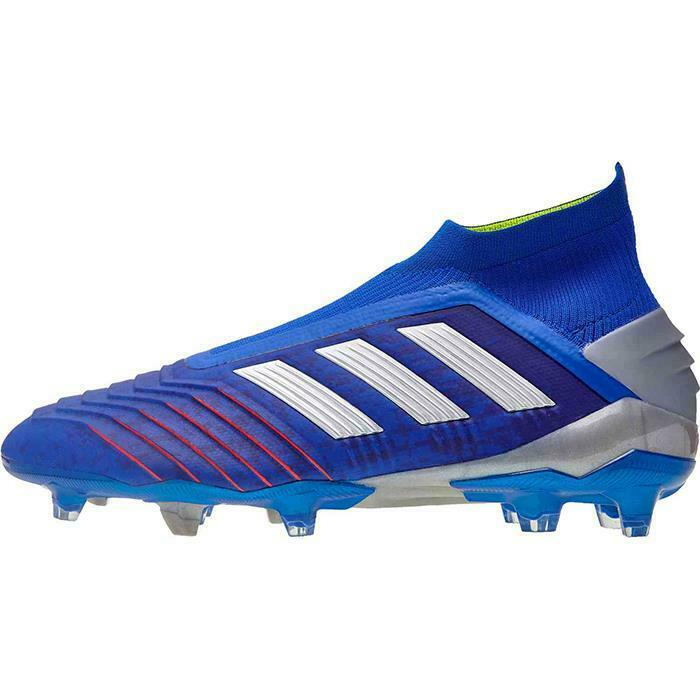 058a98ff7 Details about 1901 adidas Predator 19+ FG Men's Soccer Cleats Football Shoes  BB9087