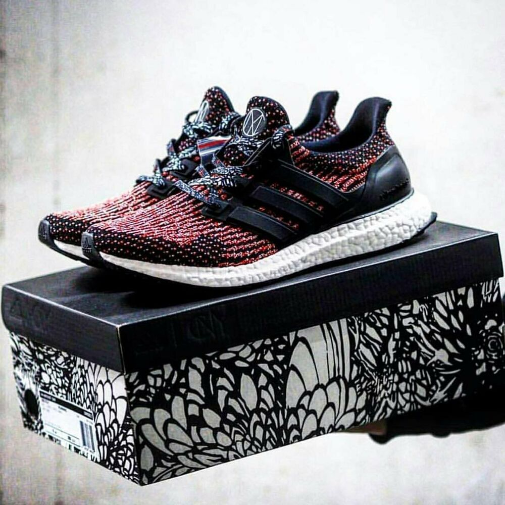 best authentic 9bf5a 6ddd4 Details about ADIDAS ULTRA BOOST 3.0 LIMITED MENS SHOES CHINESE NEW YEAR  HAMBURG CNY BB3521