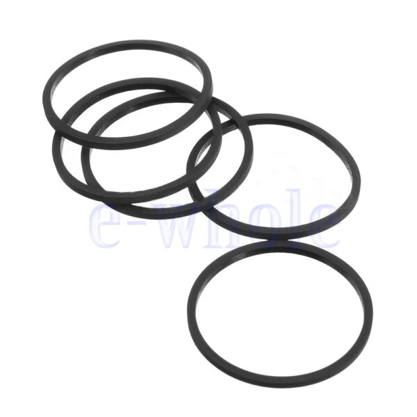 10PCS Replace DVD Drives Tay Motor Rubber Belt Ring Part For Xbox 360 / Slim TW