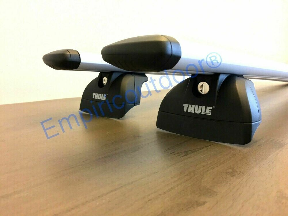 New Thule 460R and Thule WingBar Evo 118 Silver. Free Shipping ...