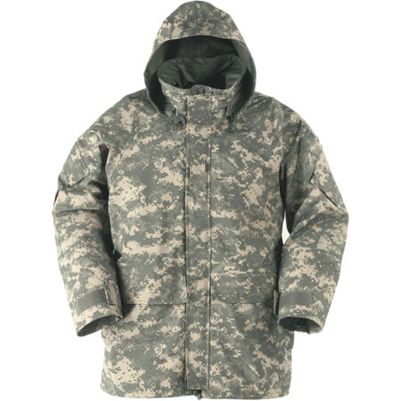 img-Universal Camo -ECWCS Cold Weather Parka (Gore-Tex) US Made LARGE REGULAR
