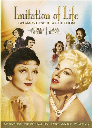 Imitation of Life (1934) / (1959) (2 Disc, Special Edition) DVD NEW