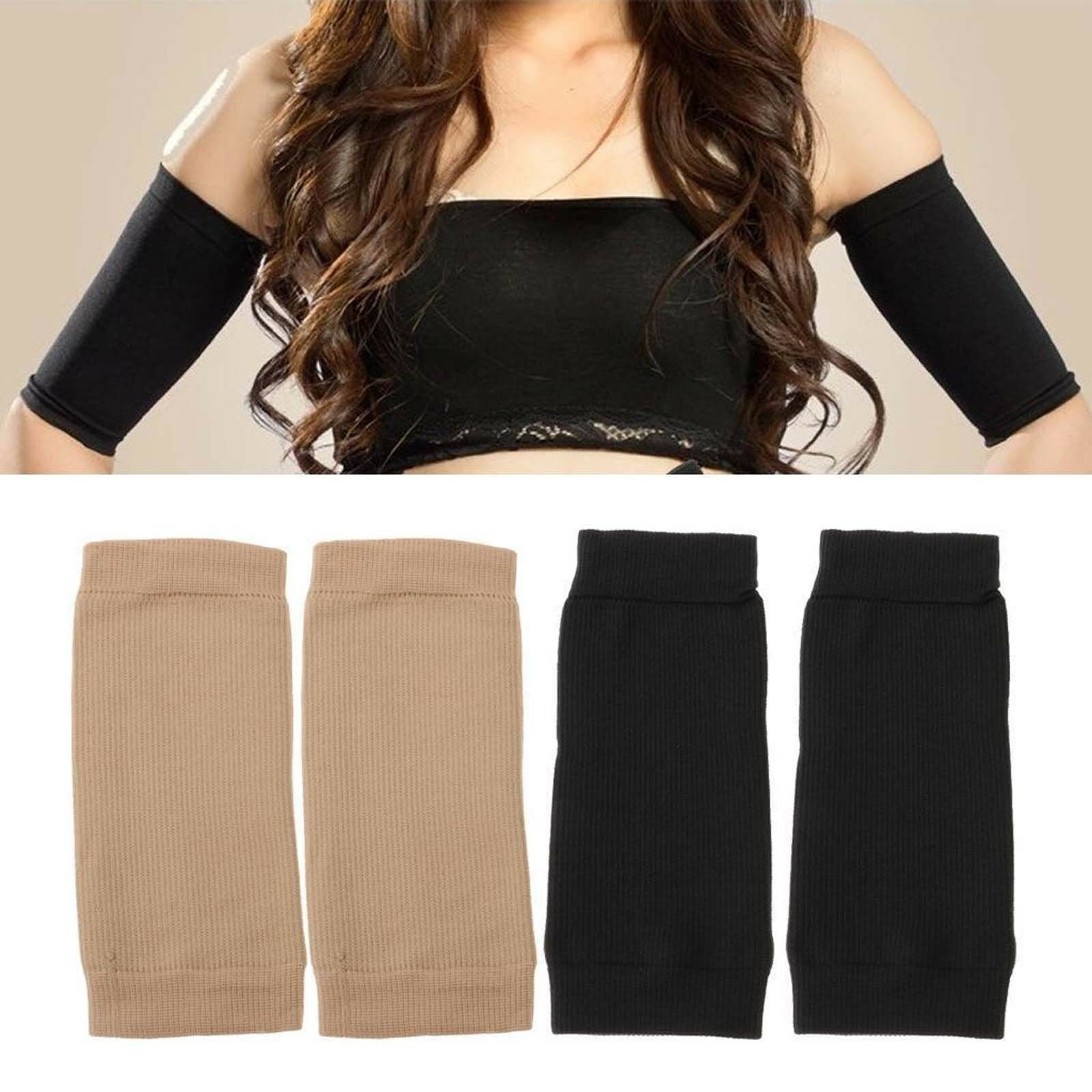 Hot Compression Slim Arms Sleeve Shaping Arm Shaper Upper Arm Supports 2color Us