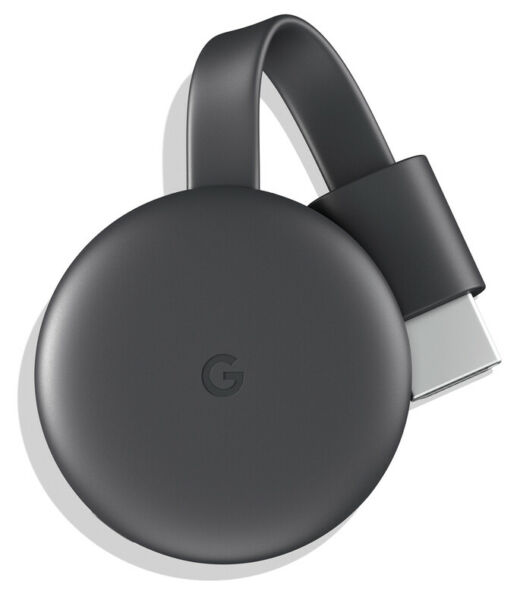 Smart TV Dongle Google Chromecast