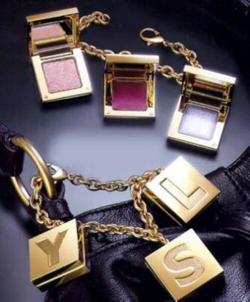 a4ec7a9fc11 Details about 100% AUTHENTIC Ltd Edition YSL COUTURE SECRET LUXURY JEWEL  MAKEUP CHARM BRACELET