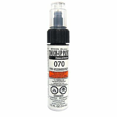 Genuine Toyota 00258-00070-21 White Pearl Touch-Up Paint Pen (.44 fl oz, 13 ml)