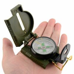 Kyпить Lensatic Compass Military Camping Survival Marching Metal Pocket Army Style на еВаy.соm