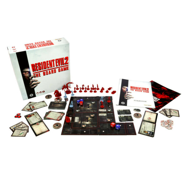 Resident Evil 2: The Board Game/Expansion Packs/Dice