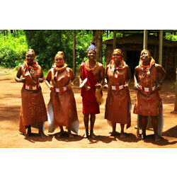 Kyпить Kenya Authentic Cultural Safari in Eco-Friendly Places (9 days, Price for 2 pax) на еВаy.соm