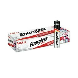 Kyпить Energizer Max E92-VP AAA 1.5V Alkaline Button Top Batteries-24 pack 12/2029 Exp. на еВаy.соm