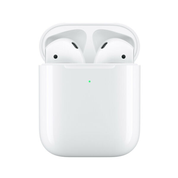 Apple Auricolari AirPods con Custodia di Ricarica via cavo MV7N2TY/A