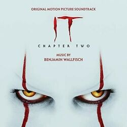 Benjamin Wallfisch - It Chapter Two (Original Motion Picture Soundtrack) [New CD