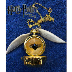 Kyпить Opening Golden Snitch & Resurrection Stone Ring, Harry Potter Wizarding World HP на еВаy.соm