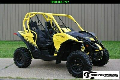 2018 CAN-AM MAVERICK 1000R X MR w/ Less Than 200 miles #0100 Shipping Available
