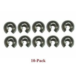 BALL BEAD STOP for Limiting Chain Operation of CLUTCH Roller Shades - (10-Pack)
