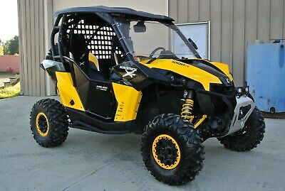 2015 CAN-AM MAVERICK 1000R X  w/ Only 1600 Total Miles #1432 Shipping Available
