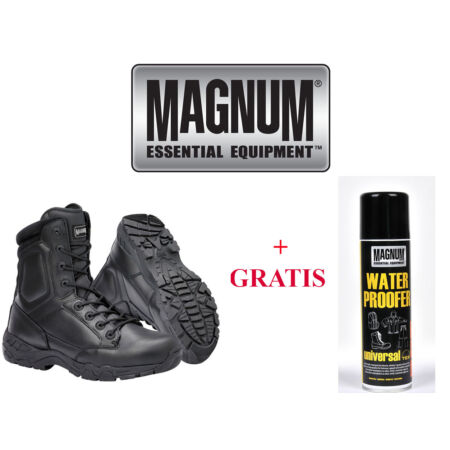 img-Magnum Hi-tec Leather Viper 8.0 pro Wp Boots Boots Army Ranger Security Boots H