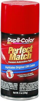 Duplicolor BGM0398 WA8774 For GM Code 81 Bright Red 8 oz. Aerosol Spray Paint
