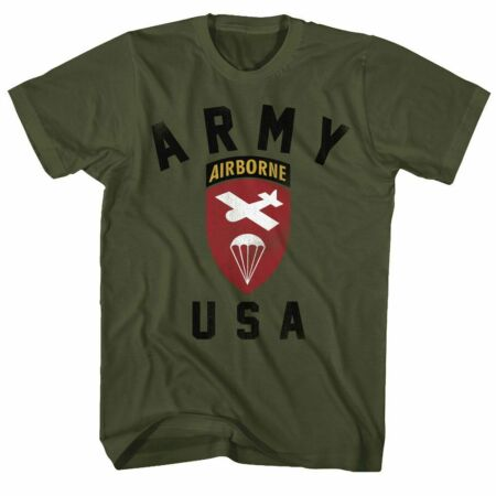 img-U.S. Army - US Airborne - American Classics - Adult T-Shirt