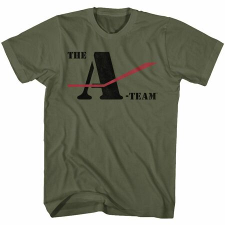 img-The A-Team - the a team - American Classics - Adult T-Shirt