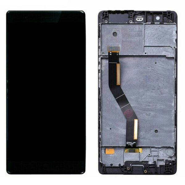 LCD DISPLAY+TOUCH SCREEN+FRAME ORIGINALE PER HUAWEI P9 PLUS VIE-L09 SCHERMO 24H