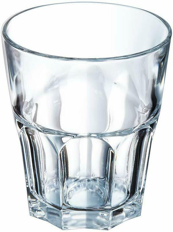 Arcoroc Granity Old Fashioned Tumbler 27cl Pack of 6