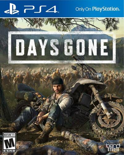 Days Gone - Playstation 4 ( PS4 Games 2019) Sealed Brand New