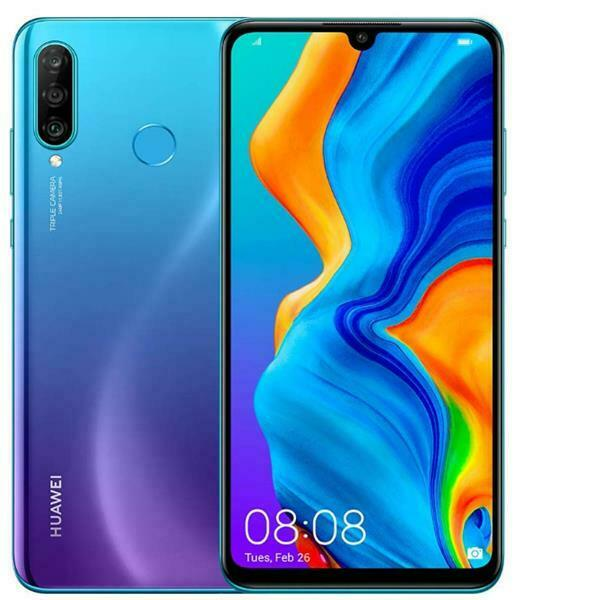 HUAWEI P30 LITE 2020 NEW EDITION PEACOCK BLUE 256 GB ROM 6 GB RAM DISPLAY 6,15