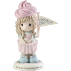 Precious Moments 193019 You re The Icing On My Cupcake Figurine 2020 NEW