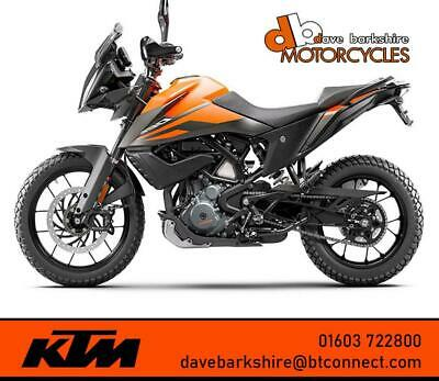 KTM 390 ADVENTURE 2020 **Now In Stock ** Only £99 Holding Deposit **