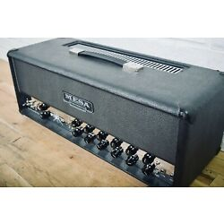 Kyпить Mesa Boogie Stiletto Trident USA tube amp head excellent condition-amplifier на еВаy.соm