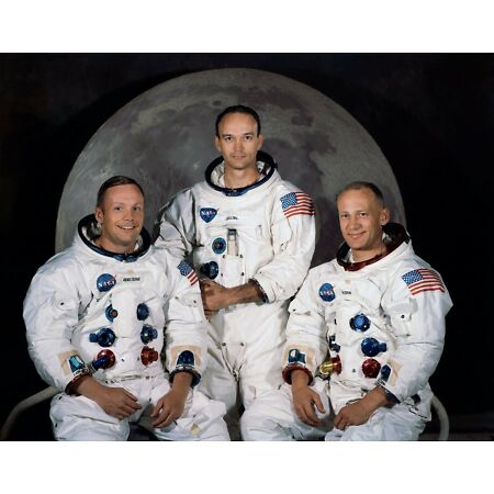 img-OFFICIAL NASA APOLLO 11 MOON LANDING VIDEOS- 16GB Flash Drive -The Full Mission