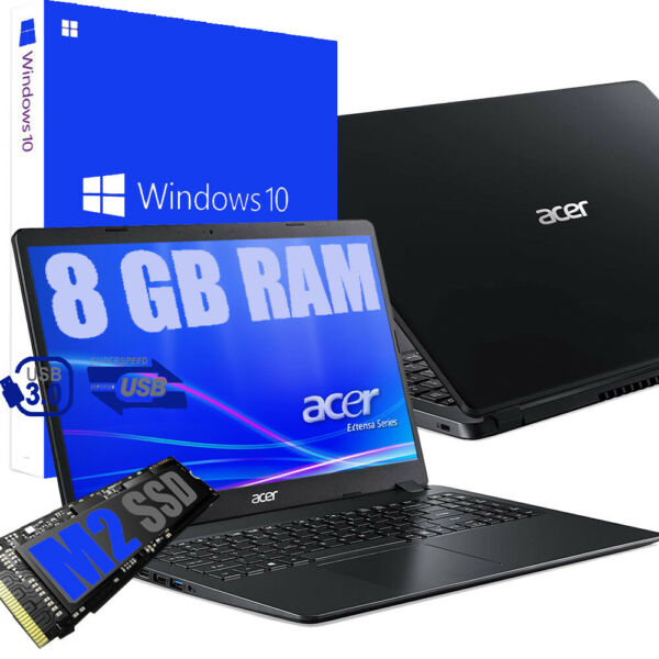 Notebook Pc Portatile Acer 15.6