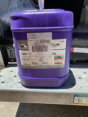 Royal Purple 05530 SAE 5W-30 RP Series Oil - 5 Gallon Pail