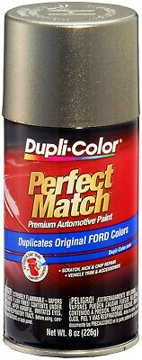Duplicolor Metallic Mineral Gray Fits Ford Touch-Up Paint  Code: TK