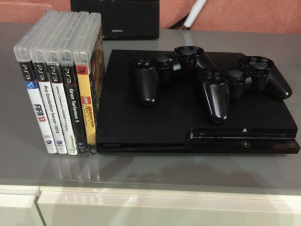 Sony PlayStation 120 GB Black Console