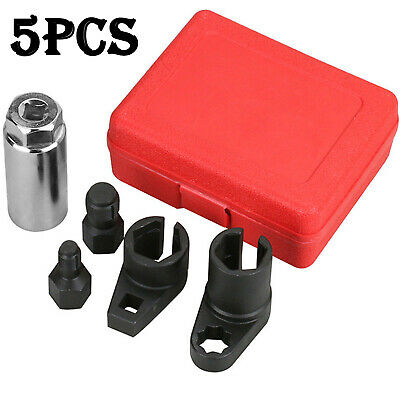 5Pcs Oxygen Sensor Socket Wrench 3/8