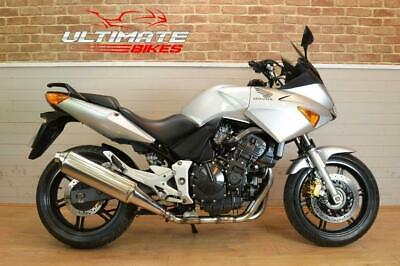 2005 05 HONDA CBF 600 SA COMMUTER 600CC, ABS BRAKES, LESS THAN 5K MILES